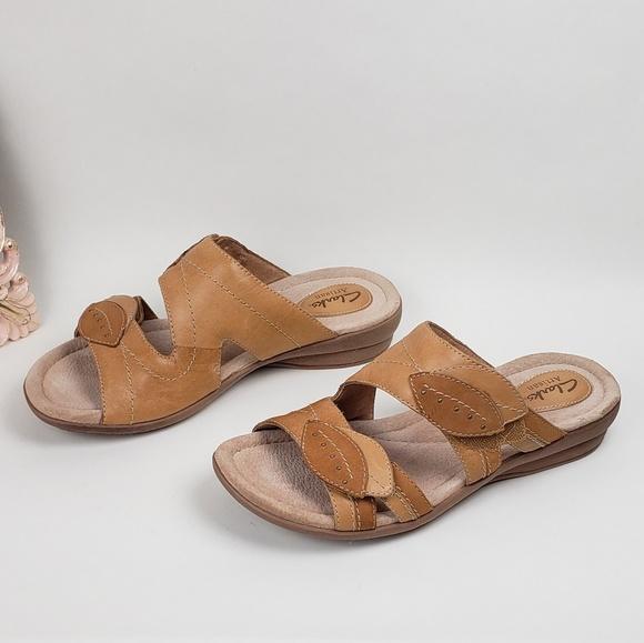 Clarks Artisan Sandals 8W